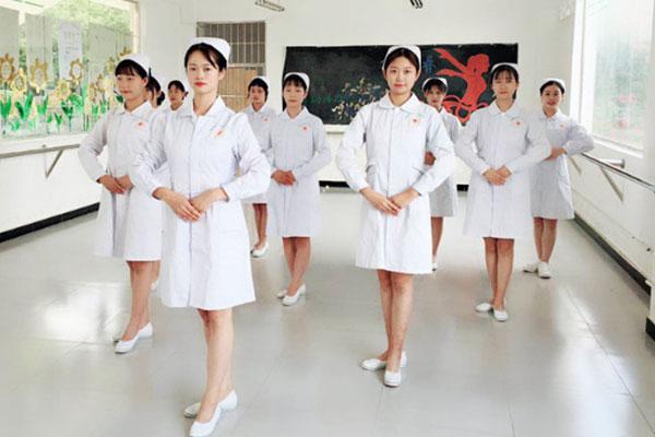 四川蜀都卫生学校学生实训