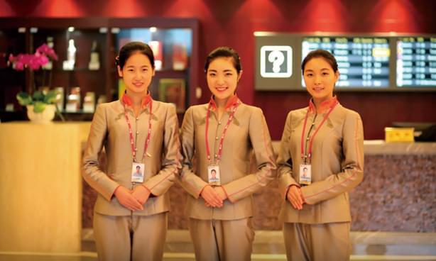 航空学校地勤服务训练岗位